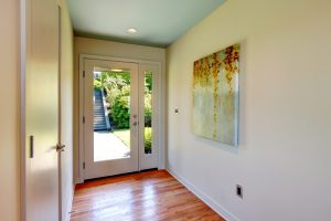 Wooden Casement Door