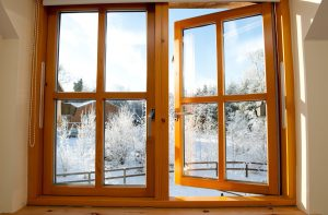 Wooden Side Hung Window