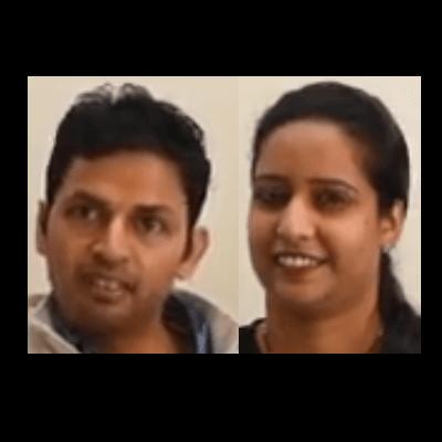 Mr. & Mrs. Yadav
