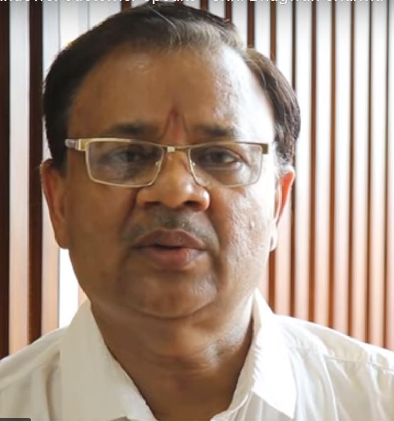 Shri. Bhagwan Sharma